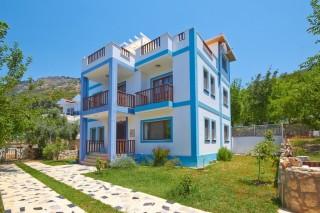 Kalkan dağ evi  kiralık orman evinde tatil - Yazlık Villa
