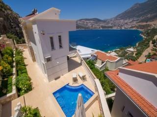 Villa Pırlanta, Kalkan Kışla'da özel havuzlu kiralık ultra lüks