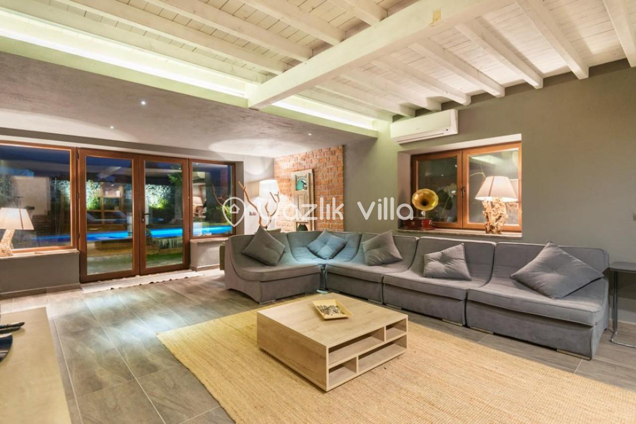 Villa Konsept