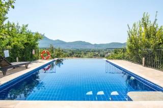 Villa Lavanta, Kayaköy'de 3 Odalı Hemen Kiralık Villa