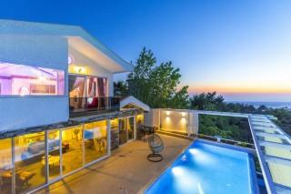 Villa Stella, Kalkan İslamlar'da Ultra Lüks Balayı Villası