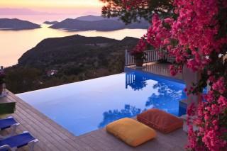 Villa Gizli Manzara, Harika Deniz Manzaralı 2 Odalı Villa.