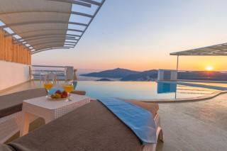 Villa Dome, Harika Deniz Manzaralı Lüks Kiralık Villa