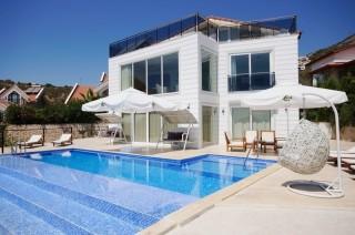 Villa Eros, Kalkan'da ultra lüks kiralık yazlık villa