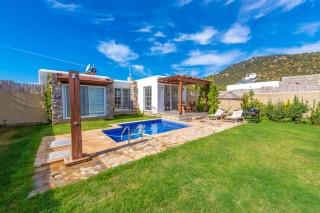 Villa Balayı, Kayaköyde özel havuzlu lüks kiralık balayı villası